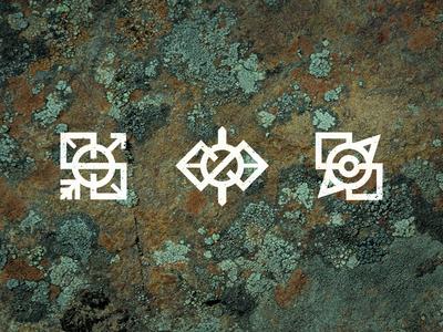 Outside + Stuff Logo Concepts