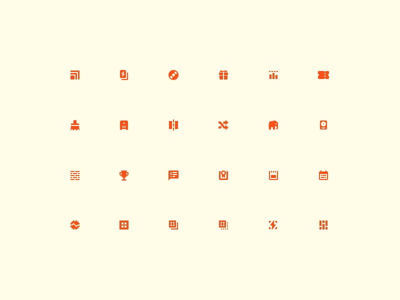 Misc icons 2