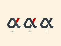 Alphateck mark options