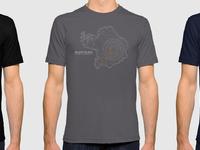 Wizard island tshirts