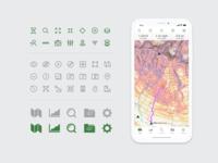 iOS UI Icon Set