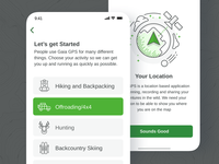 Onboarding for Mobile