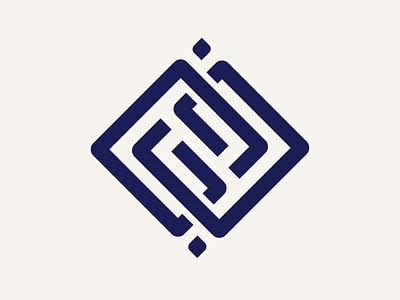 GG Logo Concept mark brand identity logo vector icon illustration