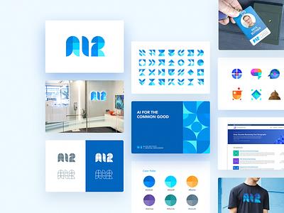 Geometric Pattern Slides mockup brand identity vector icon illustration logo slides art geometric