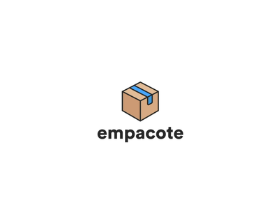 Empacote - Animated logo