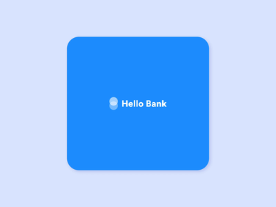 Hello Bank - Voice interface