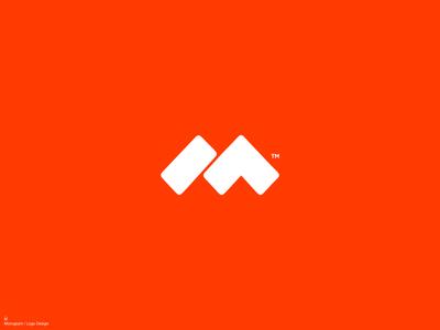 M / Monogram / Logo Design