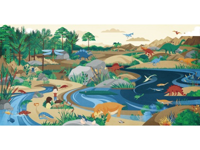 Hi, world-6 book children book story digitalart illustration