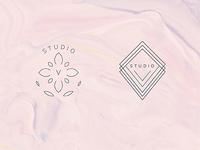Studio V Logo Drafts