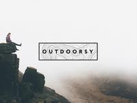 Outdoorsy Branding