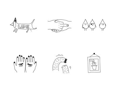 Random Doodles pt.1