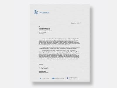 IGC Education Letterhead v.1