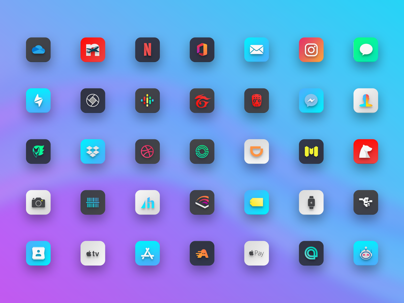 Minimo for iOS 14 minimo ios14icons