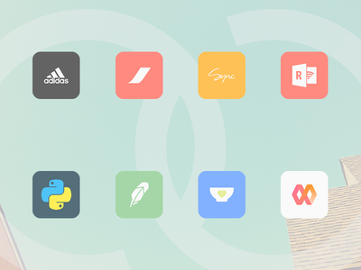 Éternel Update eternel icons design app android