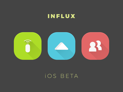 Ios Beta theme jailbreak ios icons influx