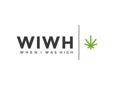When I Was High Logo