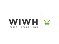 When I Was High Logo