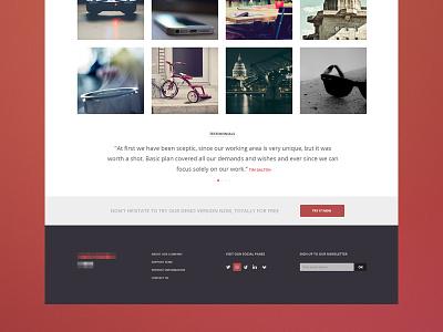 Homepage + gif web website webdesign gif ae landing page portfolio