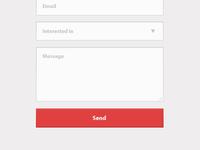 Contact Form Freebie