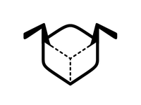 Ice Ant Logo Mono