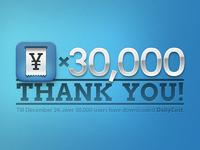 DailyCost 30k