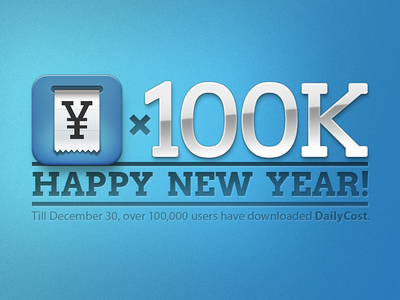 DailyCost 100k