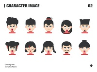 10 facial hair role exercises