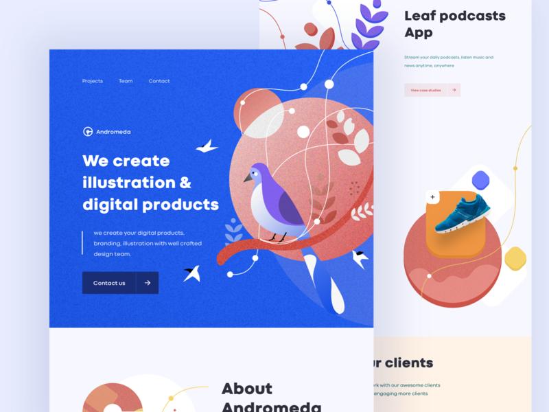 Design Agency design art leaf design app contact flower birds icon logo nice100 branding she typography iphone sudhan illustration designs design
