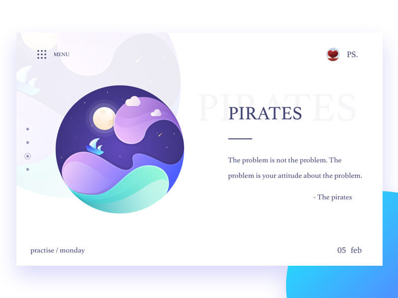 pirates by Sudhan Gowtham