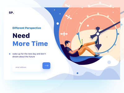 time illustration todo . moretime sp laptop clock ios ps sudhan time