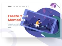 freeze your memories