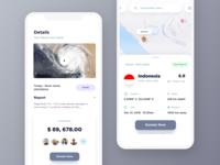 disaster management app exploration