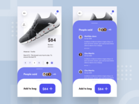 people review page