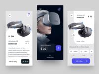 mobile app concept 2
