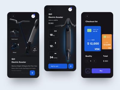 mobile app concept 3