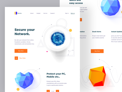 secura web concept signin protection antivirus buy now eye cryptocurrency security secura diamond branding app mobile crypto crystal typography iphone ps design sudhan illustration