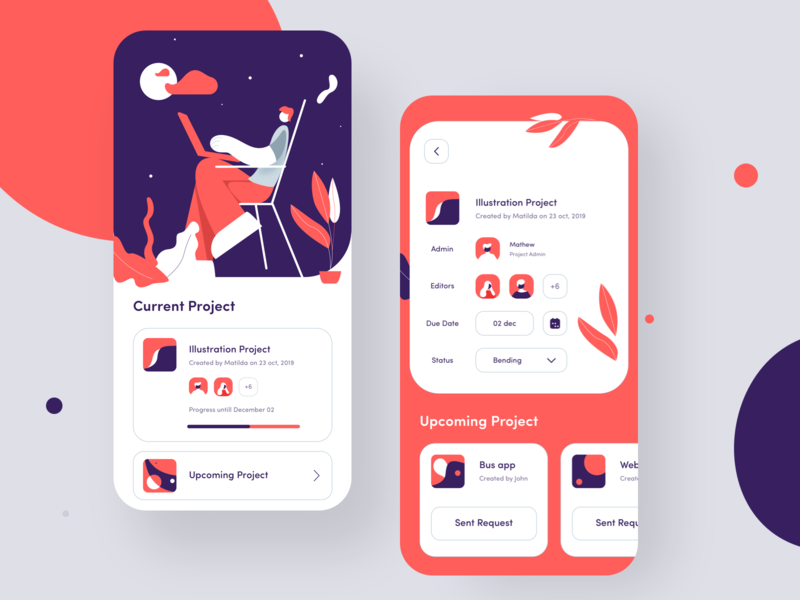 to do concept app upcoming product editorial admin pattern red sudhan nice100 vector branding typography iphone web design mobile illustration photoshop project