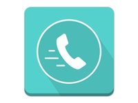 Speed Dial App Icon-Logo Design