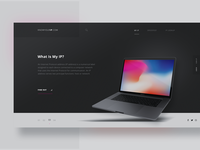 IP Services Landing Page