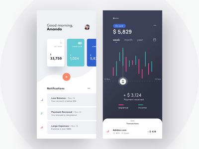Fun&Simple Finance App