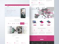 Corporate webdesign