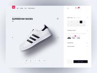 Shoe webshop