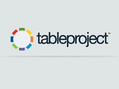 Table Project logo logo typography icon