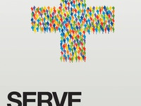 Poster series - Serve Together