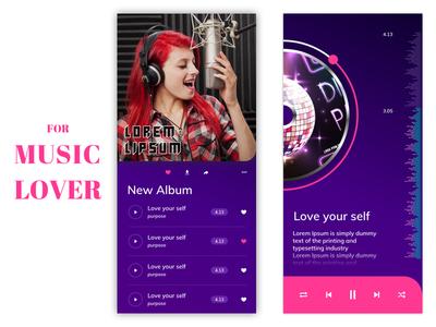 For Music Lover