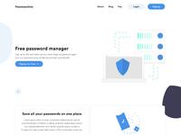 Passmaschine free password manager