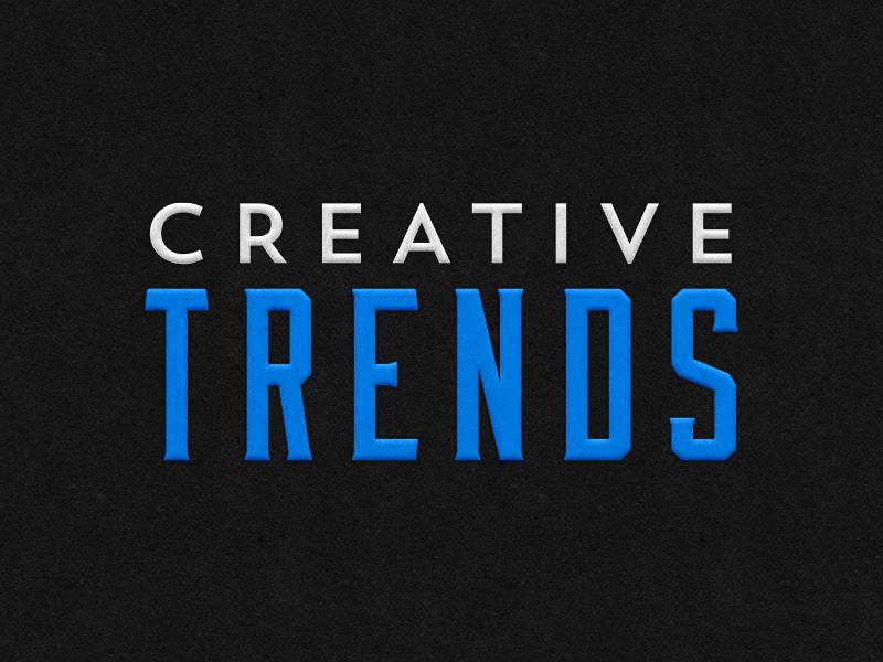 Creative trends logo