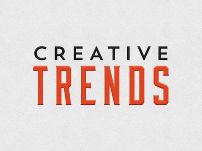 Creative Trends logo creative trends