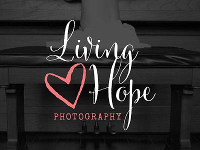 Living Hope Photography logo logo photography boutique