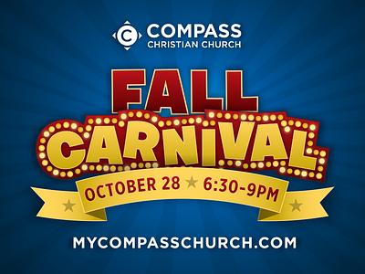 Fall Carnival church carnival event